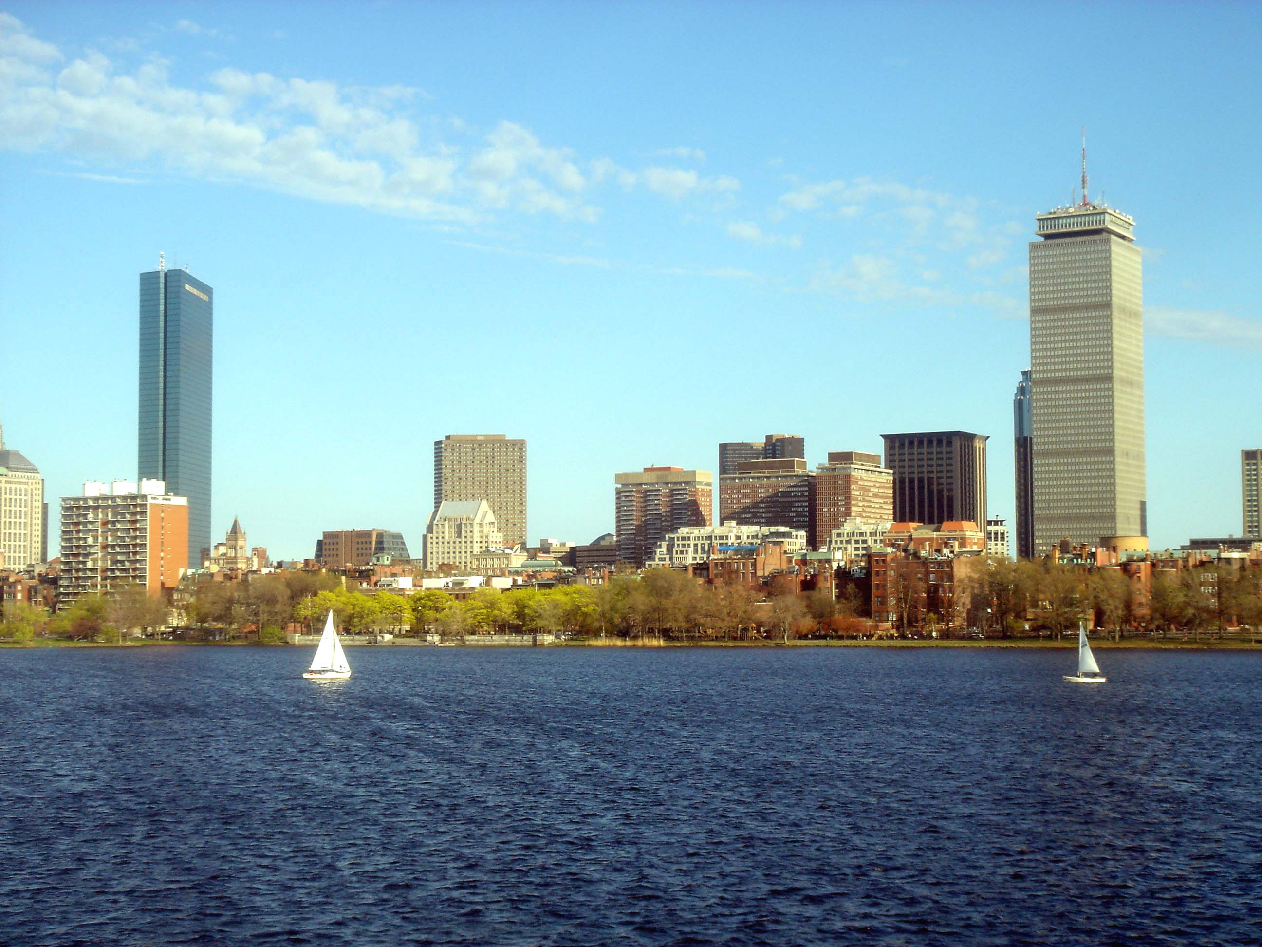 Boston, Charles River