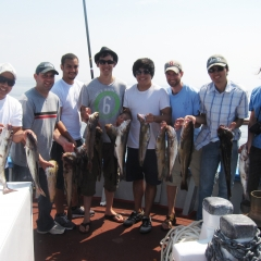 Deep Sea Fishing, July 2011 (much better than 2010)